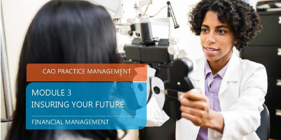 Insuring Your Future - CAO Practice Management